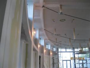 plafond tendu manche