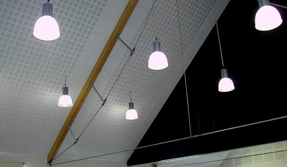 plafonds suspendus avranches