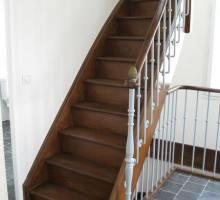 escalier bretagne
