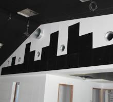 Plafond suspendu saint lo
