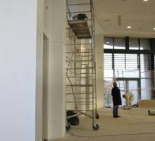 plafond tendu avranches