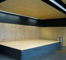plafond bois avranches