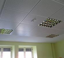 Plafond acoustique manche (50)