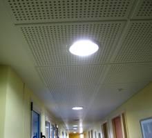 Plafond acoustique avranches