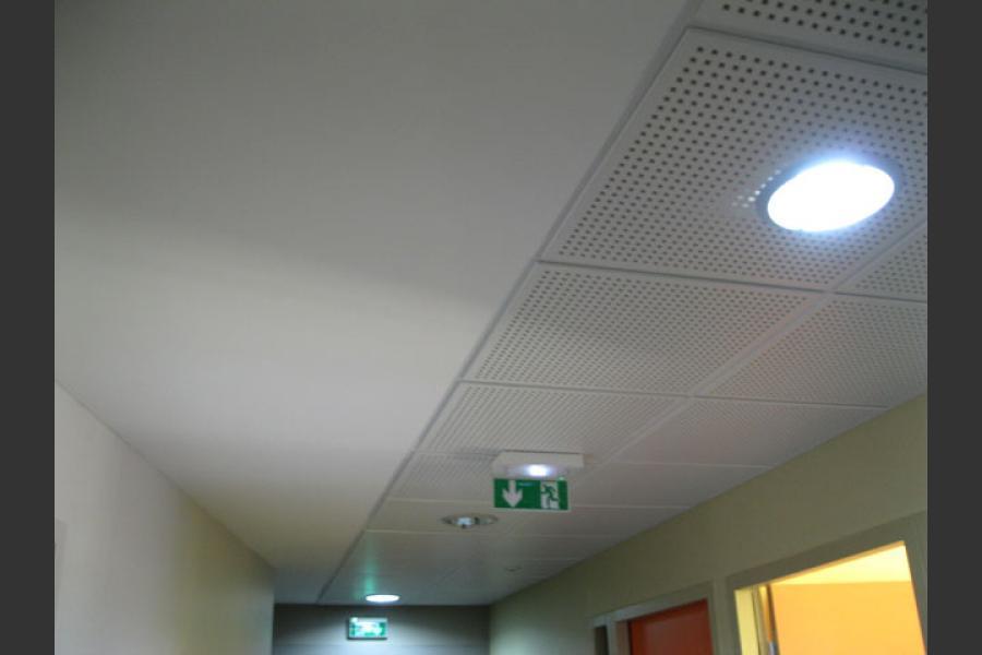 Plafonds suspendus caen
