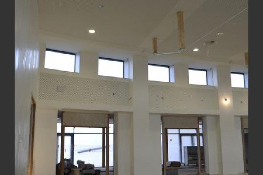 Plafond suspendu avranches